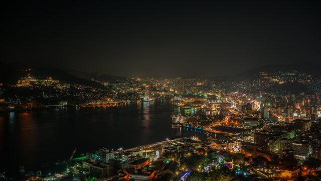 キレイな夜景を誰でも簡単に撮れる!5分で分かる一眼レフで夜景写真を撮る方法