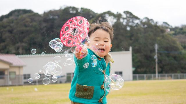 カメラがあると平凡な日常も楽しくなる。~α7と一緒に子供と遊ぶ休日~