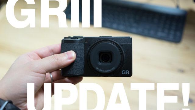 速報!GR3がImage Syncアプリで利用可能に!ただし無線LANでの画像閲覧・転送のみ