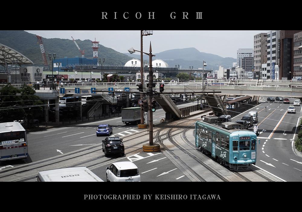 RICOH GR3作例。携帯に最適なコンデジGR3は僕の写欲を掻き立てる名機である