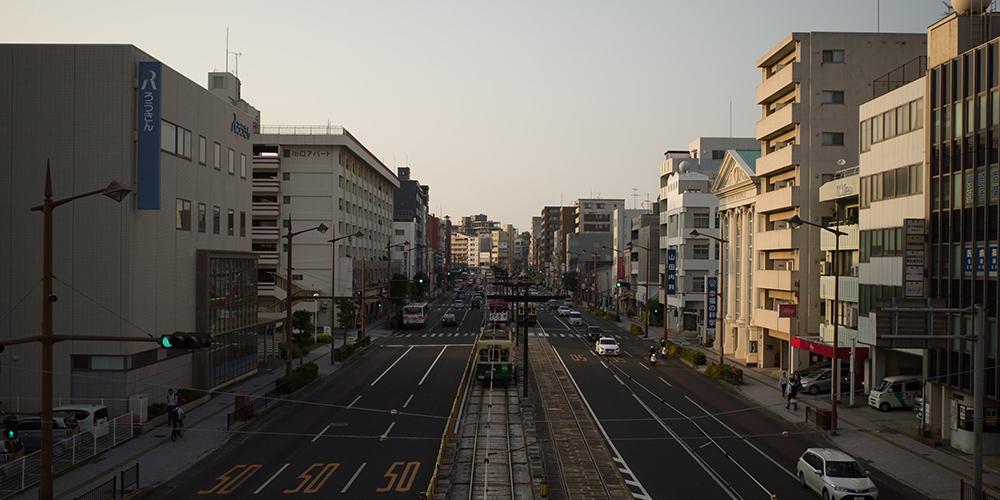 GR3で撮る長崎の街