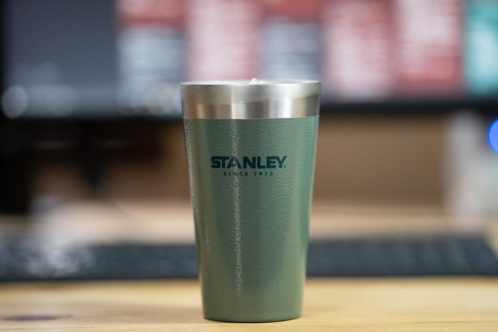 STANLEY タンブラーは結露が出ない