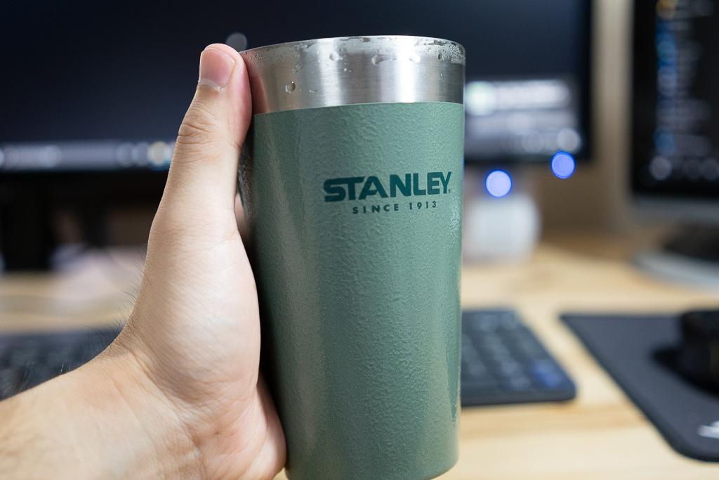 2時間経っても氷が解けない!STANLEYのタンブラーは保温・保冷・デザイン性に優れた最高のマイカップ